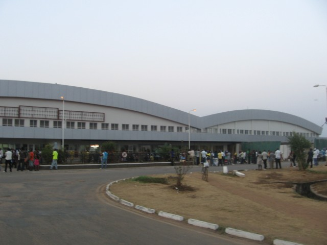 LUNGI INTERNATIONAL AIRPORT