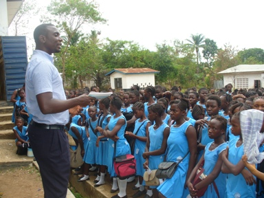 MAKENI STUDENTS EMPOWERED 1