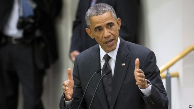 OBAMA ADDRESSES UN EBOLA SUMMIT