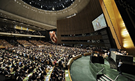 Un General Assembly Timetable And Talking Points Cocorioko