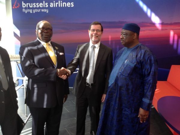 Brussels airlines management reassures ebola states in west africa cocorioko - Brussels airlines head office ...