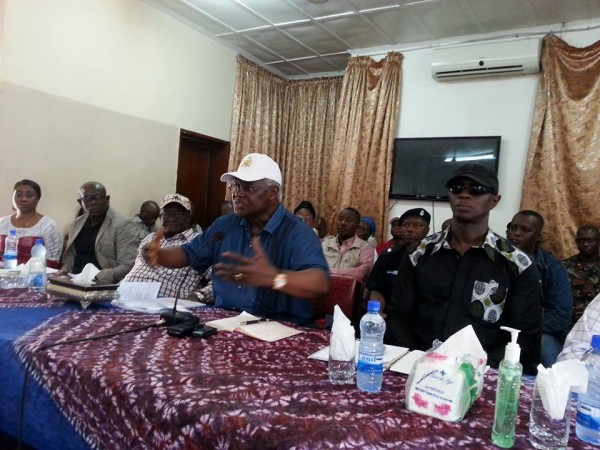PRESIDENT KOROMA GETS TOUGH 2