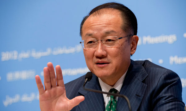 WORLD BANK JIM KIM