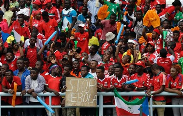 AFCON CROWD