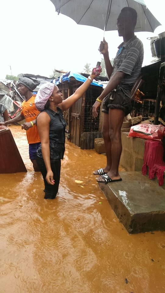 FREETOWN FLOODS