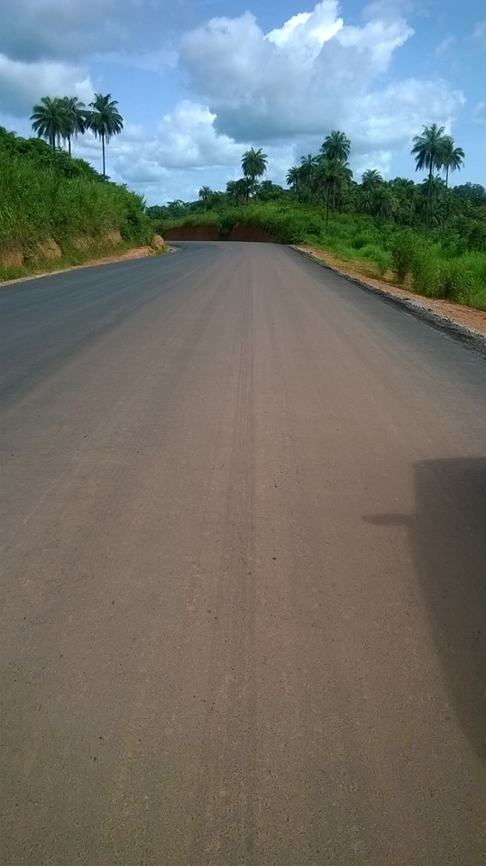 makeni kamakwie road 1