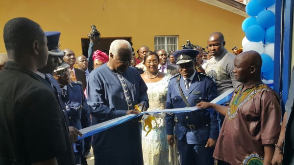 POLICE COMMISSIONING 1