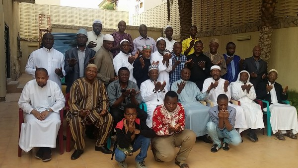 Sierra Leoneans in Saudi Thanking Allah for end of Ebola