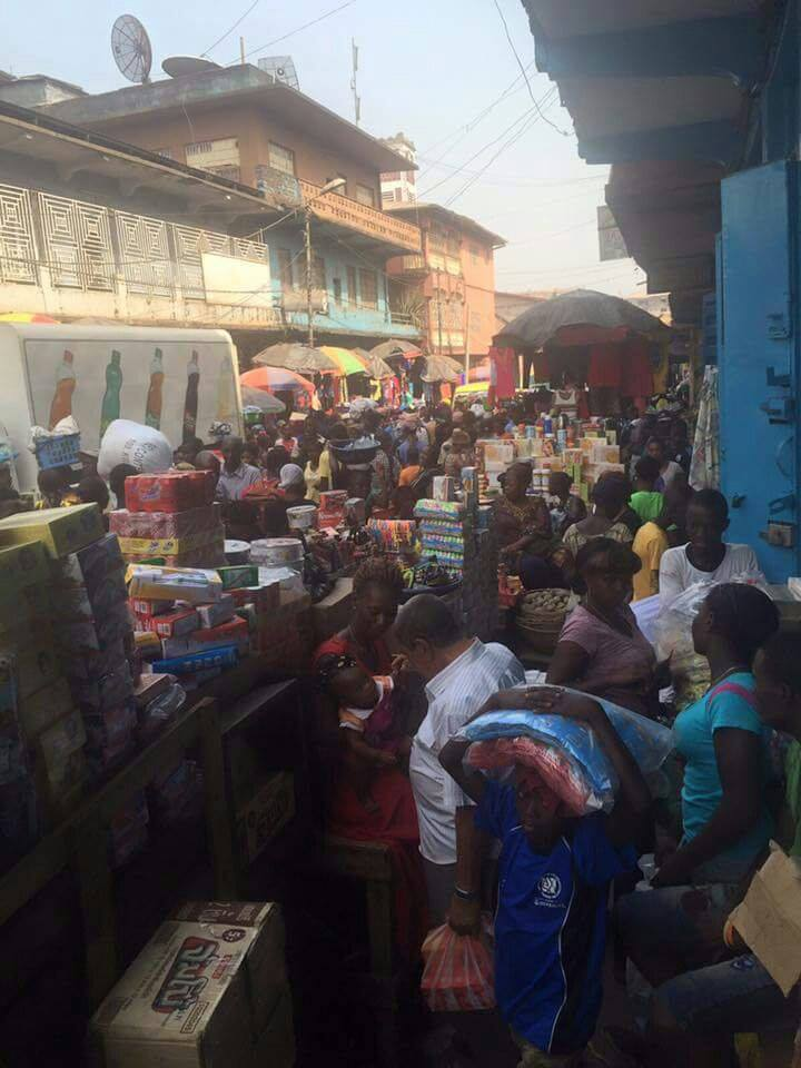 CHRISTMAS IN FREETOWN 1