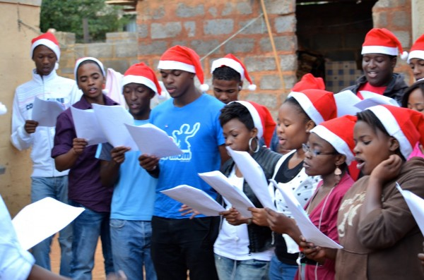 CHRISTMAS IN FREETOWN 7