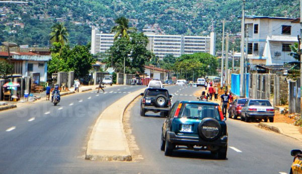 FREETOWN BEAUTIFUL