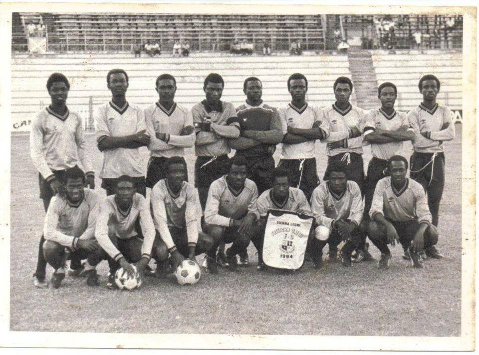 FREETOWN UNITED 1984