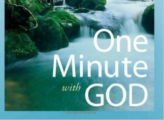 ONE MINUTE WITH GOD 2 (2)