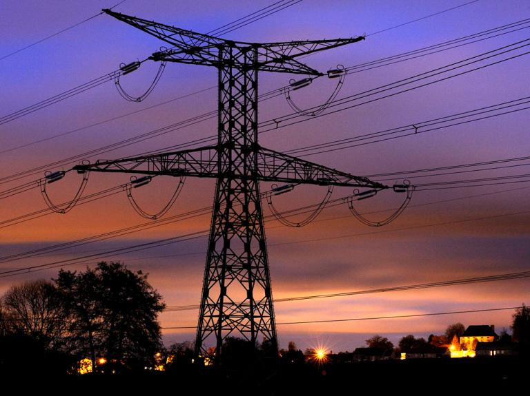 electricity powerlines