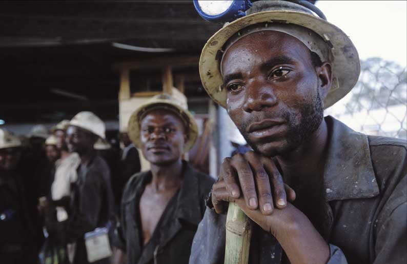 AFRICAN WORKERS