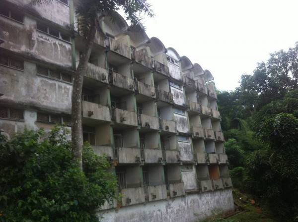 Foura-Bay-College-dilapidated-hostels-Freetown