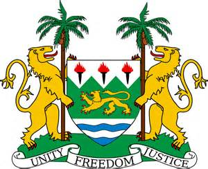 SIERRA LEONE GOVERNMENT LOGO
