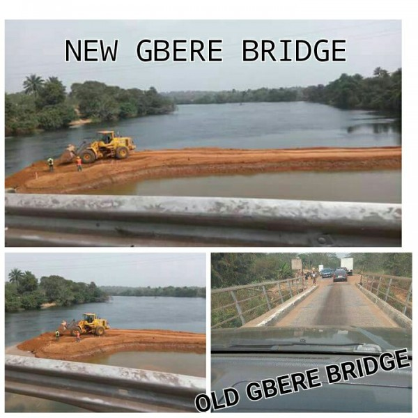 gbere bridge