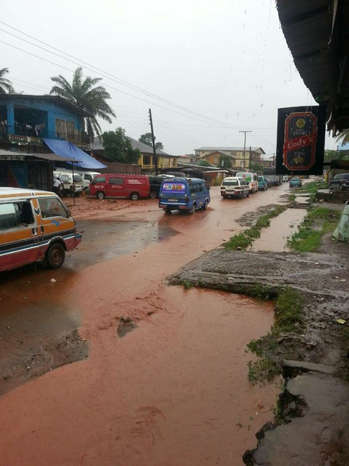FREETOWN FLOODS 1