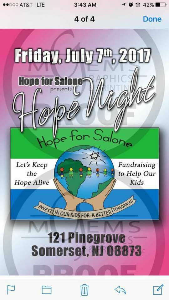 SUPPORT HOPE 2