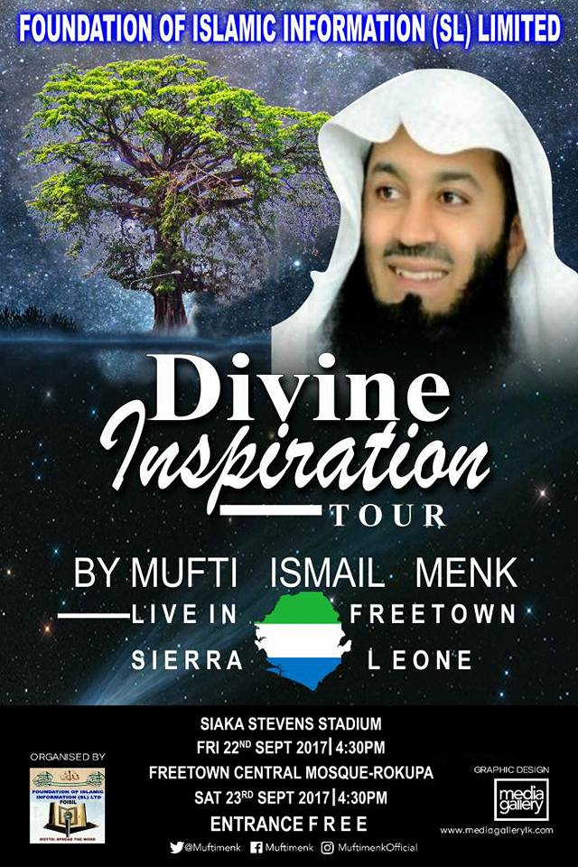 Dr. Mufti Menk