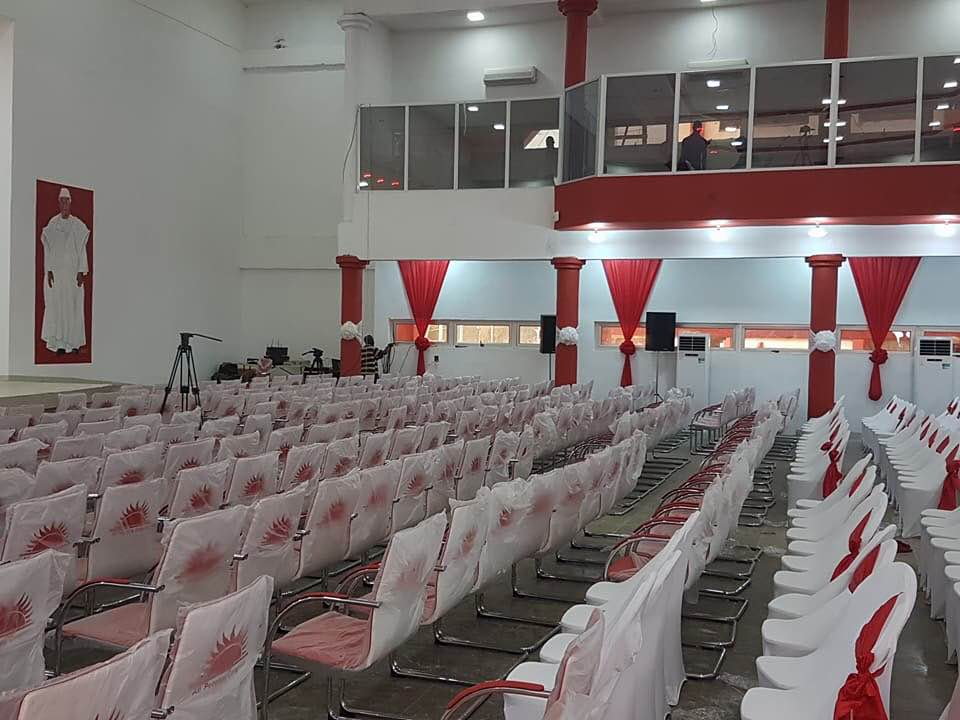 convention hall 1