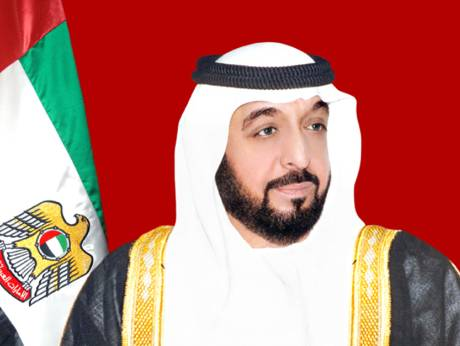 His Higness Sheikh Khalifa Al Nahyan of UAE