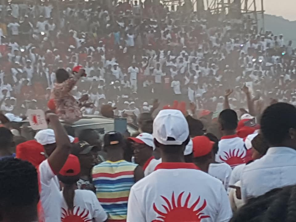 KENEMA RALLY 1
