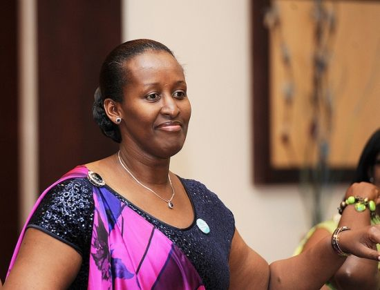 FIRST LADY KAGAME
