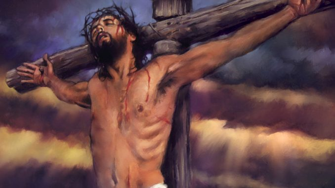 Image result for christ on the cross