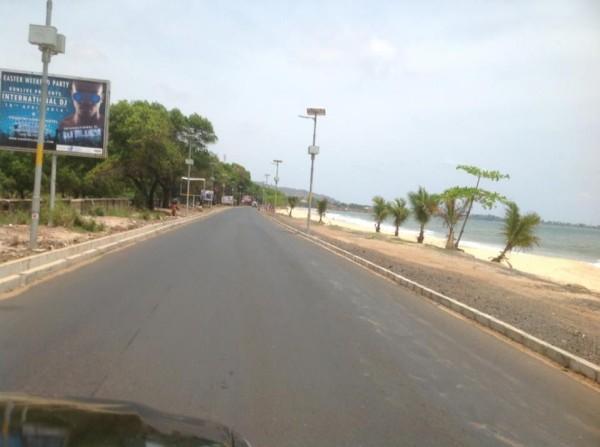 Lumley Beach Sierra Leone The Best Beaches In World