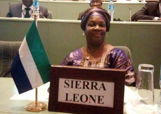 Sierra Leone is represented at the Annual Health Ministers' in