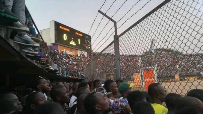 Nail Biting Start To Sierra Leone S Premier League As Lions Maul Top Rivals Mighty Blackpool In Superclash 2019