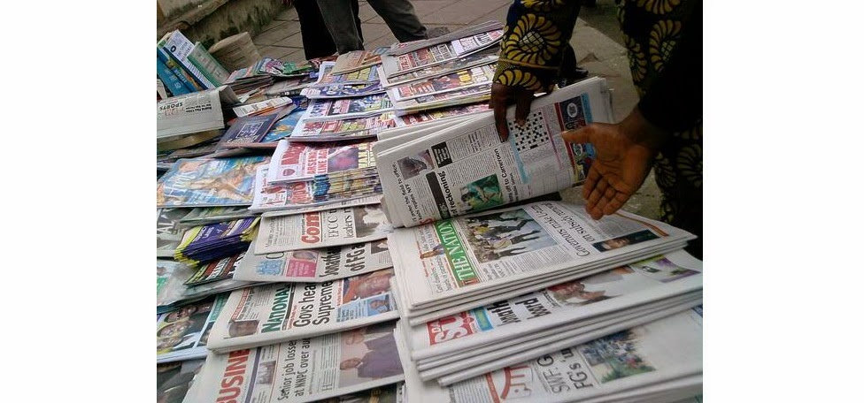 As country braces for tough elections tomorrow : What the Nigerian papers  say : Part 1 – Cocorioko
